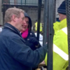 Where is Enda? The Taoiseach has made an appearance