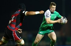 Connacht winger rewarded for impressive form with contract extension