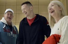 Joseph Duffy and his parents feature in the UFC's latest episode of Embedded