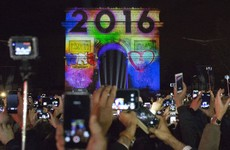 Happy New Year! This is how the world celebrated 2016's arrival