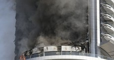 """One hour, then that's it, I'm dead"": Survivor recalls horror of Dubai hotel blaze"