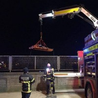 Man suffers severe injuries after falling off a bridge in Dublin