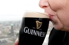A lot of people happened to visit the Guinness Storehouse in 2015