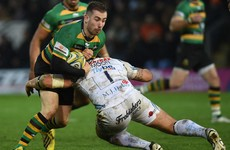 JJ Hanrahan helps Northampton beat high-flying Exeter