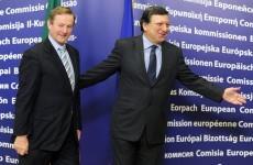 Taoiseach holding talks with EC president Barroso