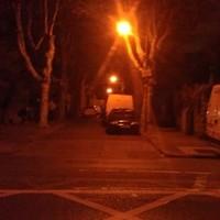 Overnight explosion on north Dublin street