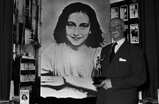 You can now read Anne Frank's diary online