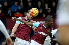Carroll header powers Hammers to impressive win against Liverpool