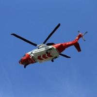 Coast Guard made to wait 25 minutes for ambulance, gave up and transported patient to hospital in jeep