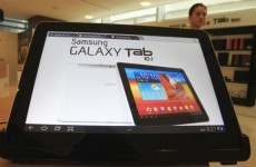 Apple secures Australian ban on sale of new Samsung Galaxy tablet