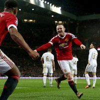 Wayne Rooney ends goal drought to hand Man United first win in nine games