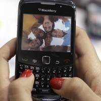 BlackBerry says 'significant improvement' in service