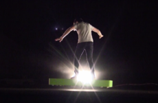 This is the closest thing you're going to get to a real-life hoverboard