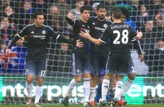 Chelsea have got their groove back as Hiddink claims his first victory