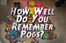 How Well Do You Remember Pogs?