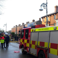 Firefighters called to blaze at Dublin house