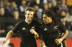 Conrad Smith sold Ma'a Nonu a beautiful dummy when the All Black centres met in the Top 14 today