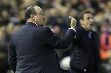 Neville's Valencia hit Madrid late to heap pressure on Benitez