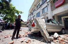 6.1-magnitude earthquake strikes Bali