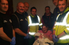 Dublin firefighters deliver baby boy in Swords home