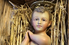 Baby Jesus stolen from crib at Arklow church