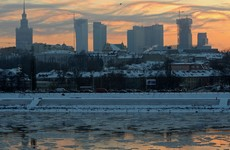 21 died in Poland at the weekend in -20 degree temps