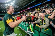 Springboks legend Schalk Burger is joining Mark McCall's Saracens