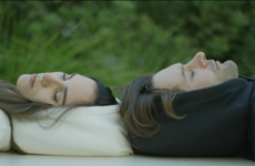 This hoodie has an inflatable pillow in it and we need one right now
