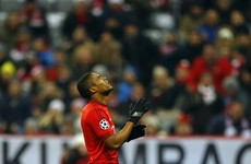 Bayern Munich star named player of first half of season