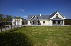 This beautiful family home in Clare is one you could be proud of