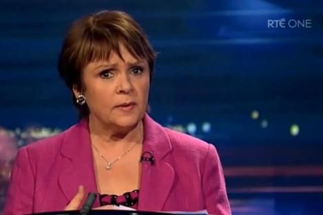 Dana Rosemary Scallon on last night's debate
