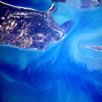 This astronaut is taking stunning photos of Earth from space