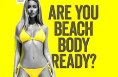 Remember this hugely controversial fitness company? It's back with a new TV ad