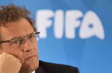 Nine-year ban on the cards for Fifa secretary general