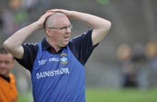 Pastures new: Hanley set to take over as Westmeath boss