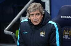 Pellegrini: I'd rather win the title and be sacked than win nothing at all