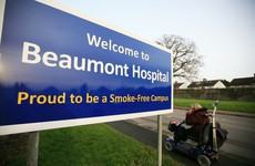 Overcrowding at Beaumont Hospital 'inhumane', with elderly woman left on chair all night