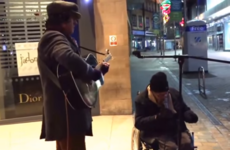 Watch: Homeless Irish man's stunning rendition of Summertime
