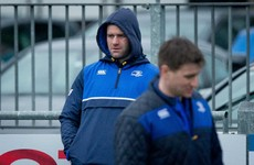 Leinster's Fergus McFadden handed three-week ban for stamp on Nathan White