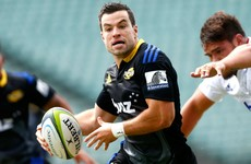 Another Kiwi bound for London Irish as 'Canes back James Marshall signs up