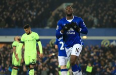 Freescoring Lukaku gives Everton semi-final edge over City