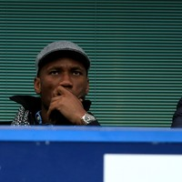 No, Didier Drogba has not retired yet