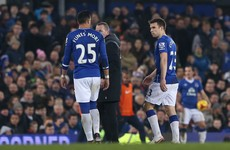 Blow for Seamus Coleman and more League Cup talking points