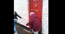 This 82-year-old Dublin granny was almost caught rapid doing a knick-knack
