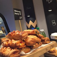 Dublin 8 just got a new coffee shop but LOOK at the sausage rolls and pastries