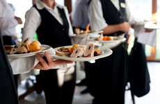 A heavy waiter could make you order extra food