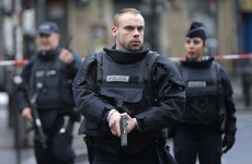 Meat cleaver wielding jihadist shot dead by police - one year on from Charlie Hebdo attack
