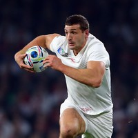 Blow for England as speedster May will miss Six Nations with injury