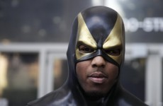 Photos, video: Seattle 'Superhero' Phoenix Jones in court