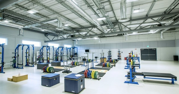 We took a tour of the new €4 million training centre for Ireland's Olympic hopefuls